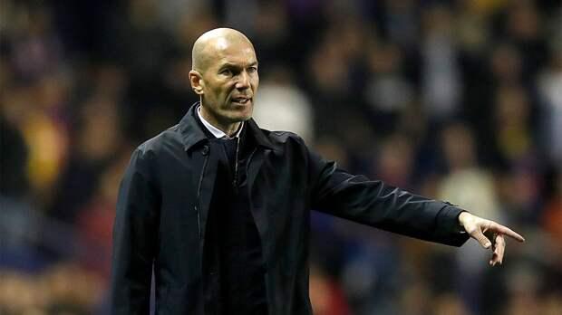 Зидан — после поражения от «Атлетика»: «Чего вы хотите — чтобы «Реал» завершил сезон прямо сейчас?»