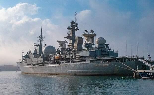 «Штаб звездных войн»: на что способен российский корабль «Маршал Крылов»