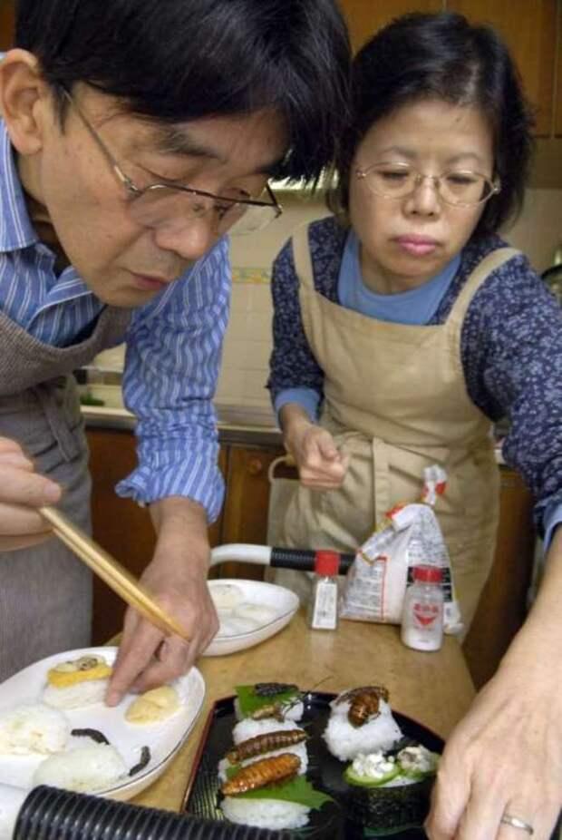 экзотическое суши 10