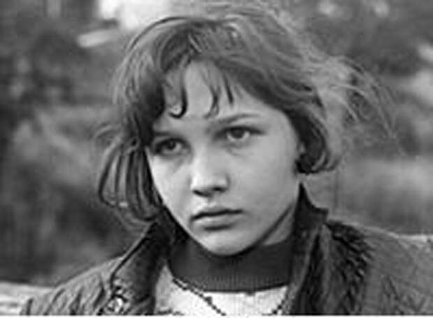 Красивые школьницы из советского детства.