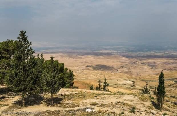 Атмосферное путешествие к горе Моисея