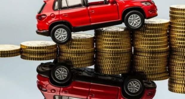 Средневзвешенная цена нового автомобиля в России в I квартале выросла почти на 12%