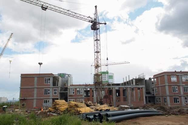 Дополнительные средства на строительство школы на улице Берша в Ижевске поступят в Удмуртию