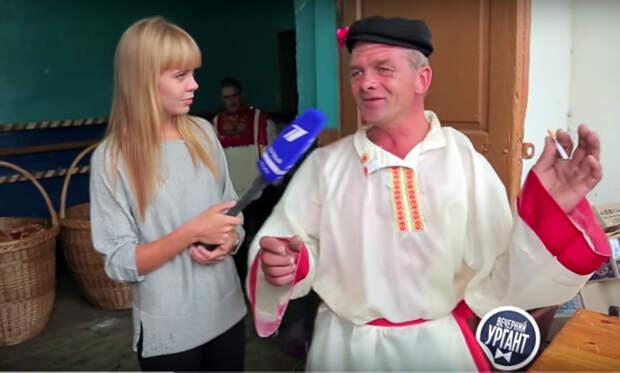 """Эпидемия в Рунете: видео """"Эх, лук-лучок!"""" захватило сознание пользователей"""