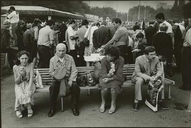 Донецк и Макеевка на снимках Александра Ивановича Стринадко, 1983-1984 года