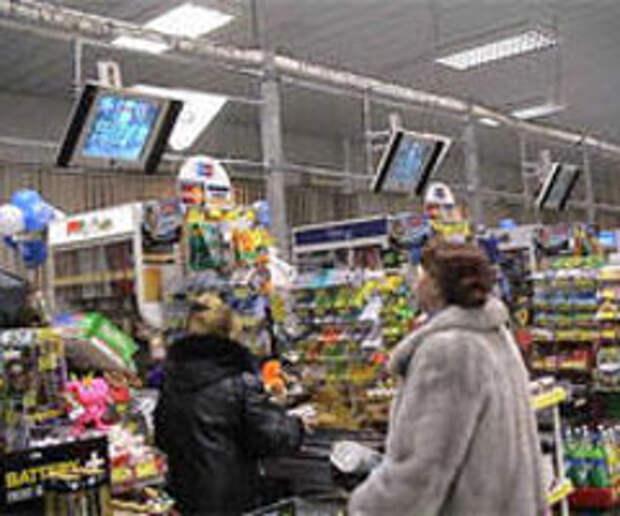 Как не потеряться в гипермаркете: идея рекламы на тележках