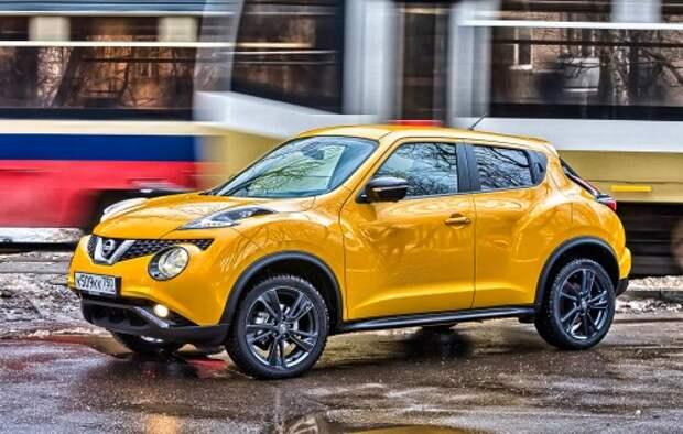 Обновленный Nissan Juke: только для девочек?