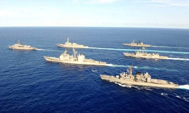 Упадок промышленности мешает США укрепить свой флот для противостояния России и Китаю