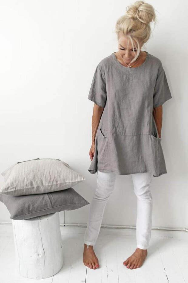 Легкие наряды для жаркого лета. Красиво и комфортно.