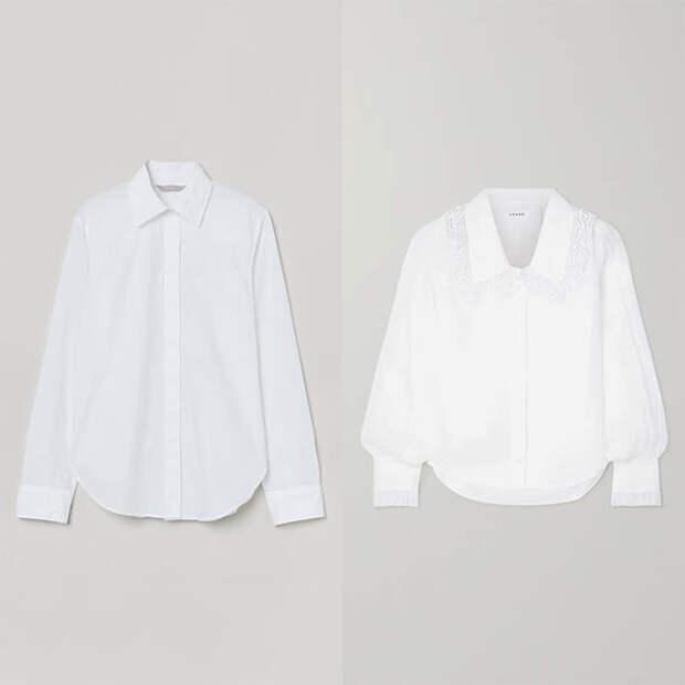 Изумрудные украшения и белая рубашка – идеальное деловое сочетание, чтобы произвести впечатление