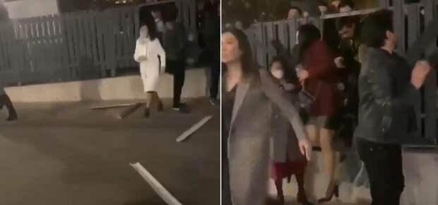 Более 50 посетителей бара доставили за ночь в полицию в Алматы (видео)