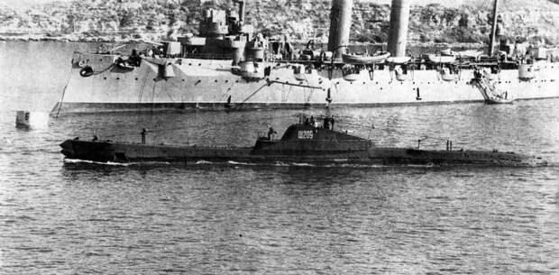 Смерть подводных лодок