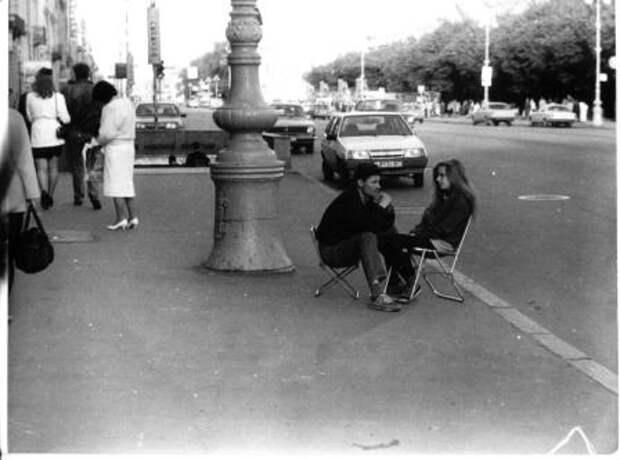 Санкт-Петербург, 1993, август.