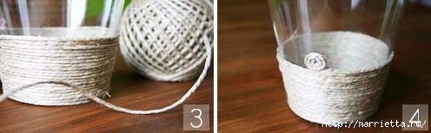 Котенок с клубком на стакане (5) (496x154, 49Kb)