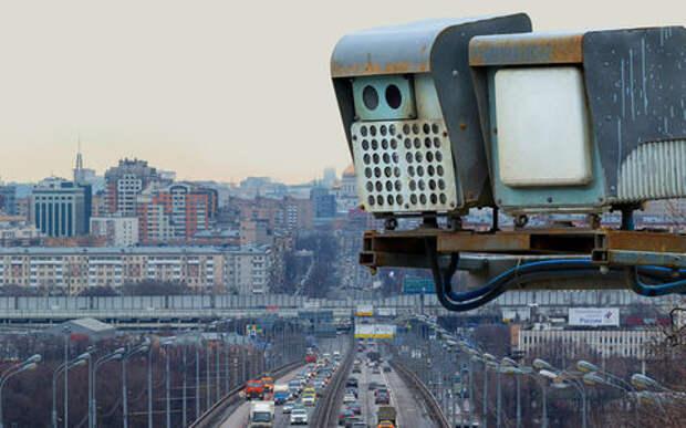 Новый штраф с камер: уже с 1 марта