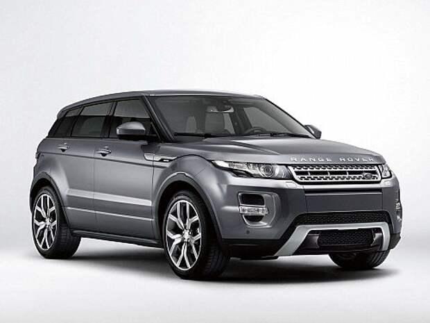 Land Rover_Range Rover Evoque_SUV 5 door_2014