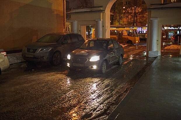 Datsun on-Do против сурового Урала: в поисках наследственности