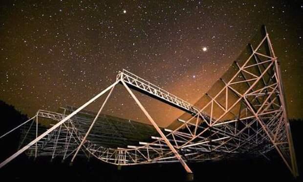 радиосигнал, быстрый радиовсплеск, галактика, радиовсплекск