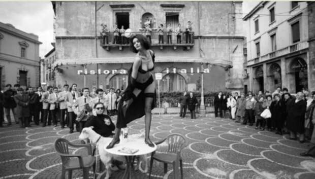 Фотохудожник Пьеро Марсили Либелли: когда объединяются ирония, абсурд и талант