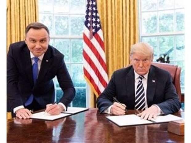 Классика американского развода поляков на бесплатные услуги