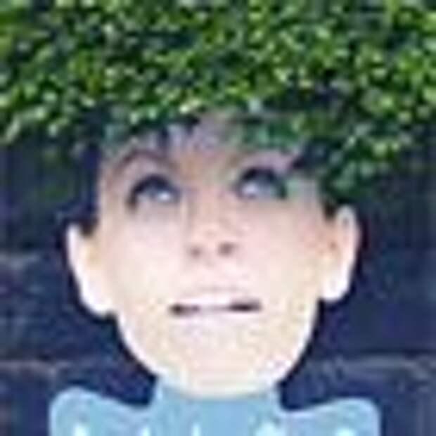 Садовник для зарослей на голове