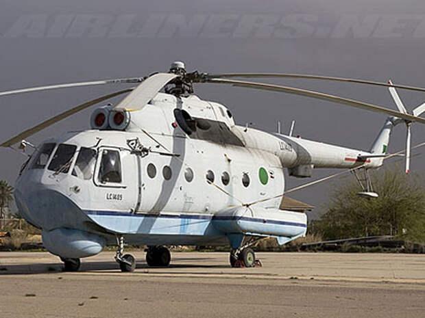 Ливия была одним из главных покупателей Ми-14
