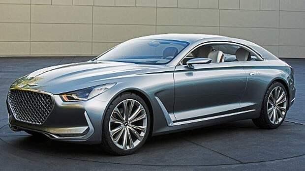 Hyundai Vision G: новый подход к роскоши