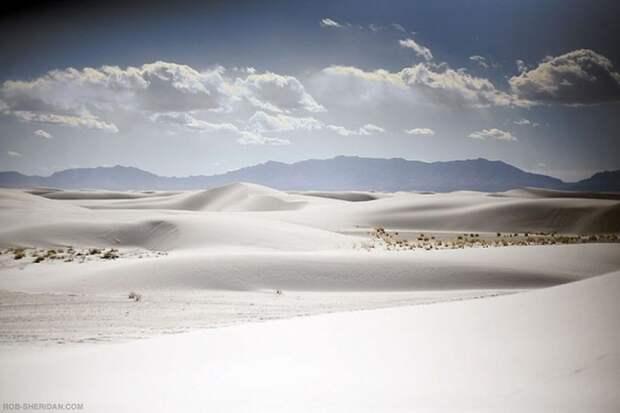 Белая пустыня в Египте природа, пустыня