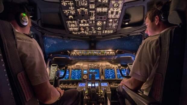 fromcockpit24 25 фотографий, сделанных пилотами из кабин самолетов