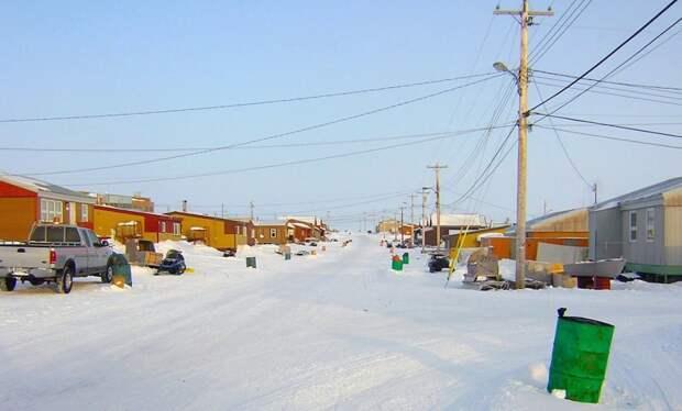 Деревня Йоа-Хейвен.
