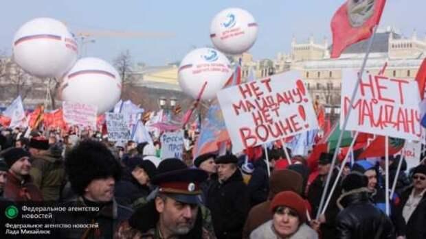 Ради русского «майдана» Запад готов убить у нас десятки тысяч человек
