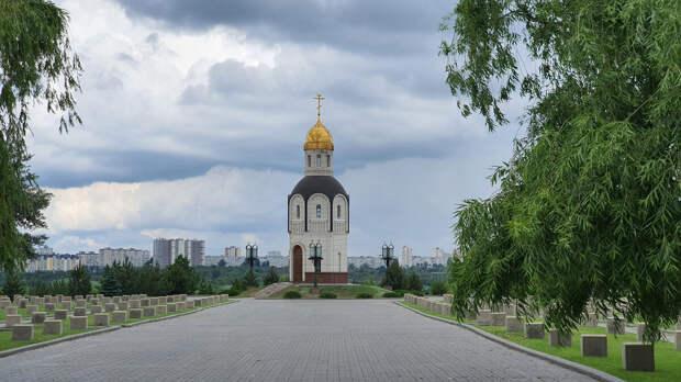 Часовня Святой иконы Владимирской Божьей Матери на Мамаевом кургане