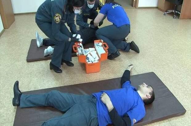 Камчатские спасатели взяли «серебро» на «Человеческом факторе»