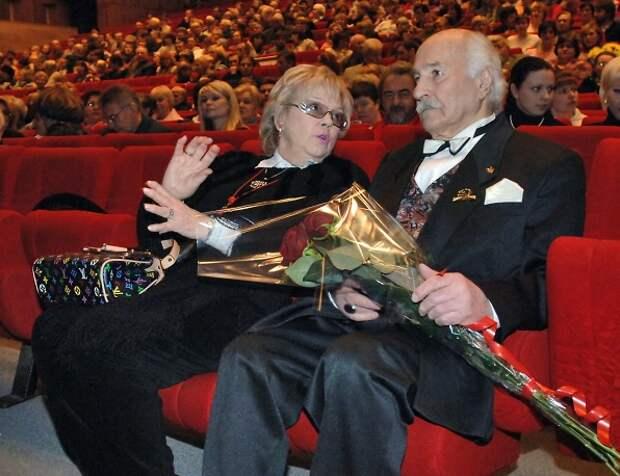 Рыцарь образа: 101 год Владимиру Зельдину