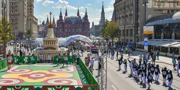 Собянин подписал распоряжение о праздновании Дня города 5-6 сентября. Фото: mos.ru