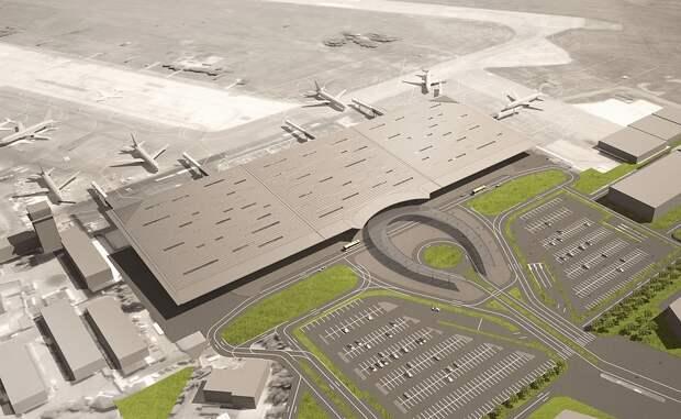 Дерипаска опоХАБит аэропорт?