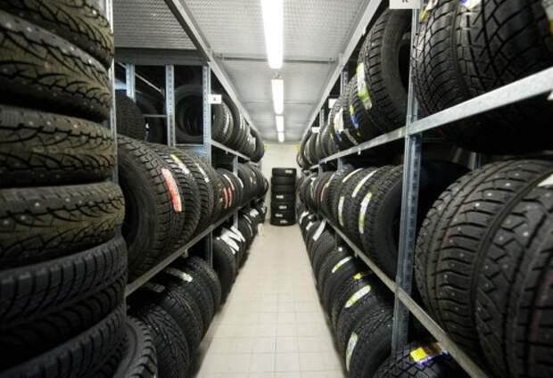 Автовладельцы стали экономить на шинах