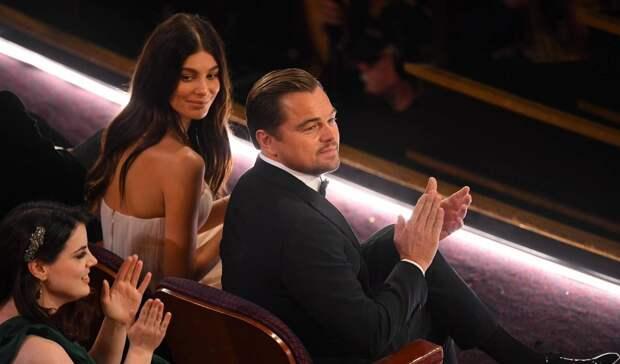 Девушка Леонардо ДиКаприо, роскошная Камила Морроне, снялась воткровенной фотосессии