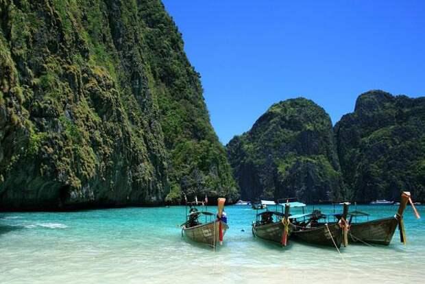 Острова Пипи (Тайланд) (4)