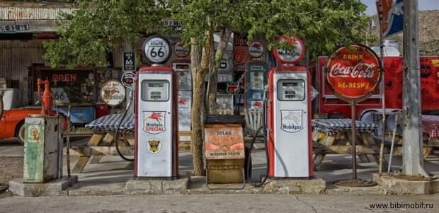 Стоимость топлива в США приближается к российским ценам