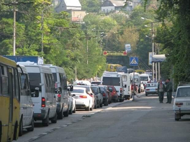 В Севастополе можно следить за передвижением маршруток в режиме онлайн (ФОТО)