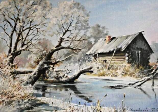 художник Владимир Краевский картины – 36