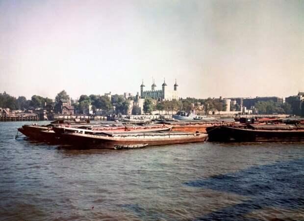 Лондон после Второй мировой войны