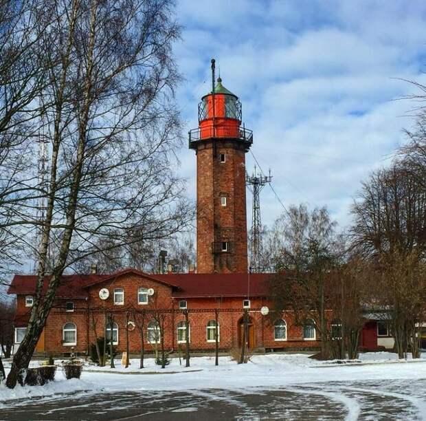 К каким маякам можно съездить на выходных из Калининграда