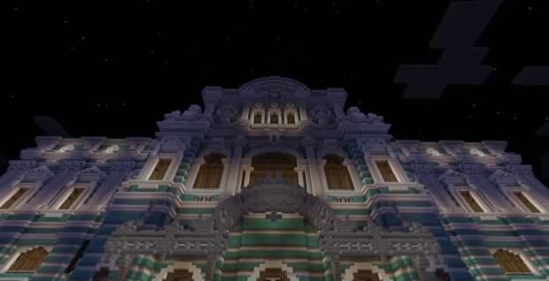Питерские артисты поставили «Вишневый сад» во вселенной Minecraft