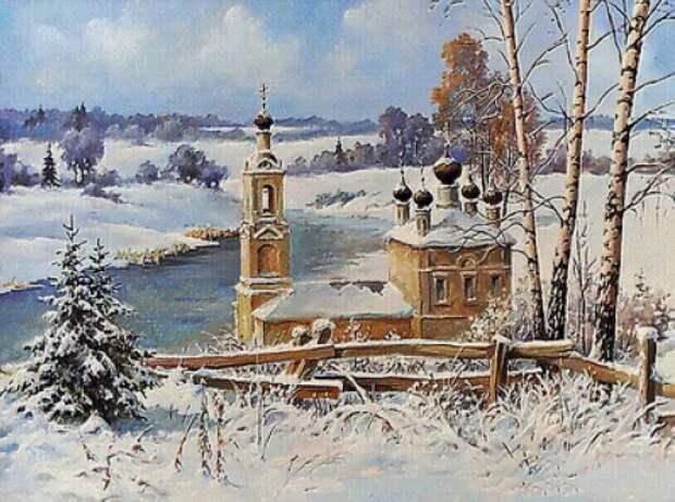 художник Владимир Краевский картины – 42