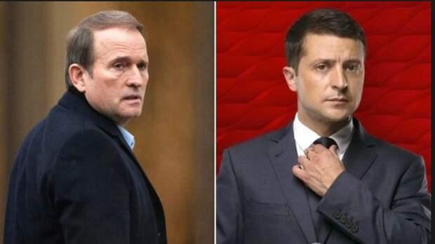СМИ: Медведчука Зеленский и Ко воспринимают как угрозу своей власти