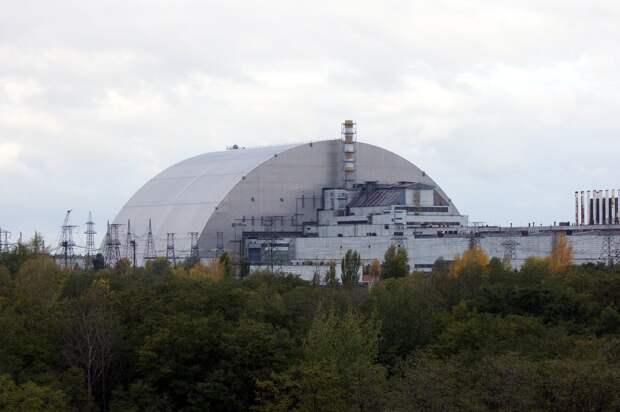 Стала известна дата введения в эксплуатацию нового саркофага Чернобыльской АЭС