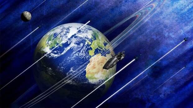 """""""Чёрный принц"""": кто наблюдает за нами с орбиты?"""