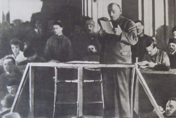 Большевики при НЭПе в 1921-1925 годах